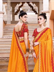 Border Trendy Saree