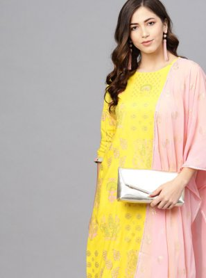 Casual Kurti For Ceremonial