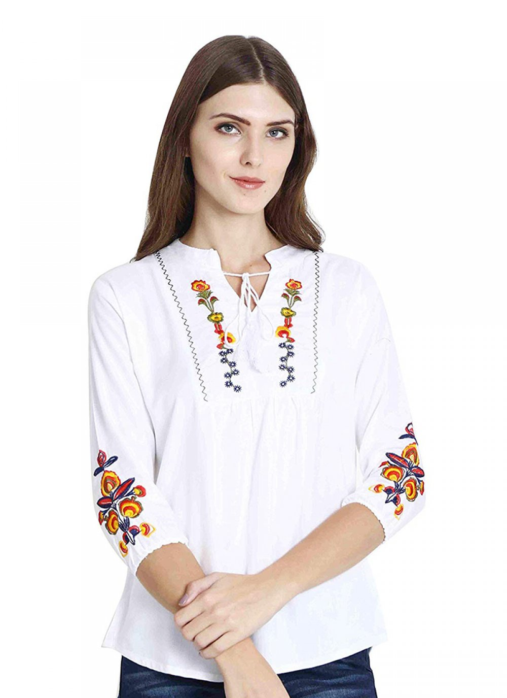 Casual Kurti For Festival