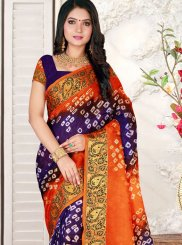 Casual Saree For Casual
