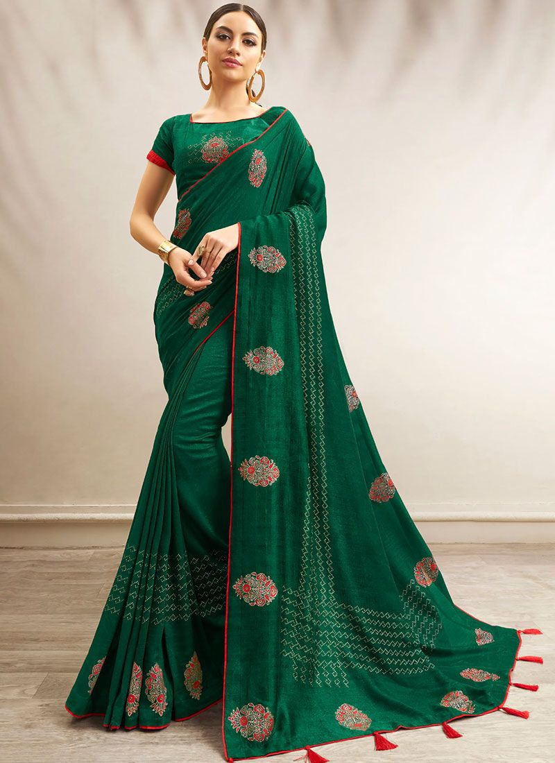 Chanderi Casual Traditional Saree