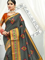 Chinon Trendy Saree