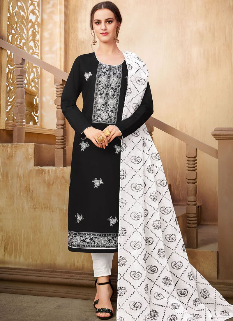 Churidar Designer Suit For Party