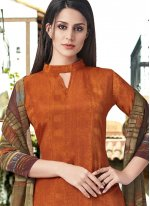 Churidar Suit For Casual