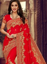 Classic Designer Saree For Bridal