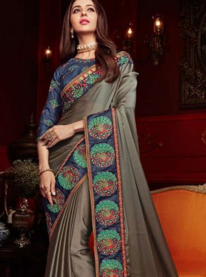 Classic Designer Saree For Wedding