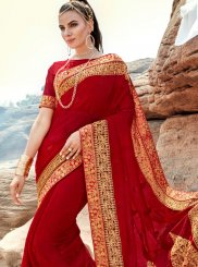 Classic Saree For Sangeet