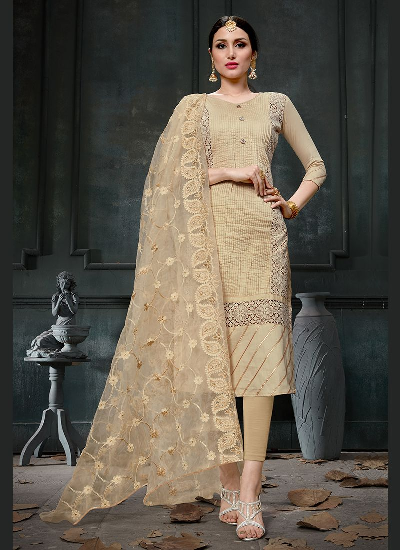 cotton-beige-fancy-designer