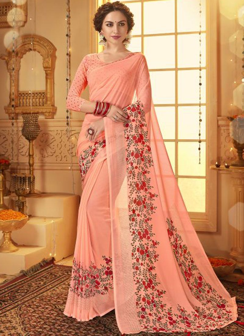 Cotton Casual Saree