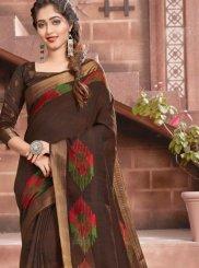 Cotton Ceremonial Classic Saree