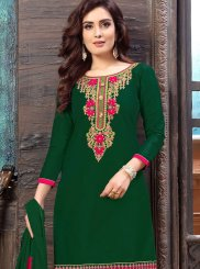 Cotton Designer Patiala Suit