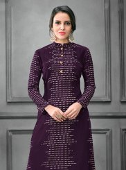 Cotton Embroidered Designer Kurti
