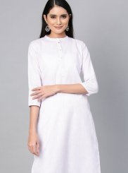 Cotton Festival Casual Kurti