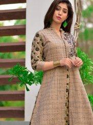 Cotton Festival Party Wear Kurti