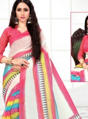 Cotton Festival Printed Saree