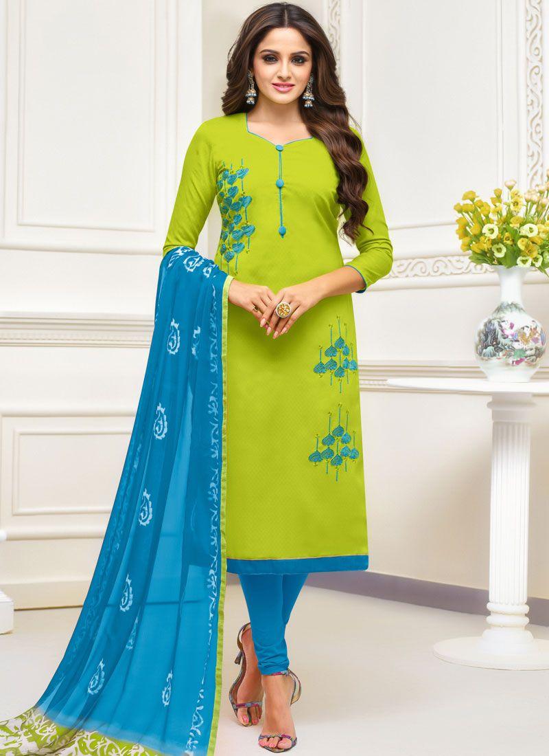Cotton Festival Salwar Suit