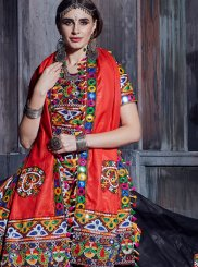 Cotton Mirror Trendy Lehenga Choli