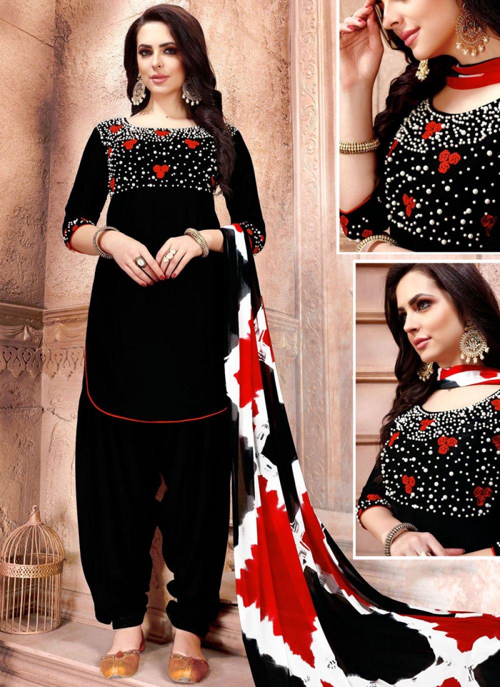 Cotton   Punjabi Suit