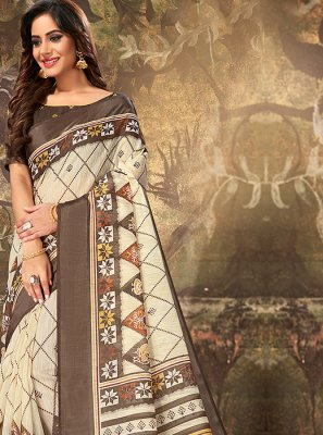 Cotton Reception Classic Designer Saree