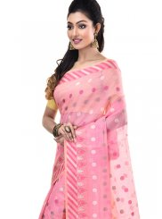 Cotton Reception Designer Saree