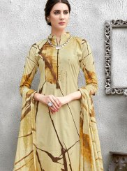 Cotton Salwar Kameez in Multi Colour