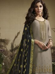 Cotton Silk Designer Patiala Salwar Kameez