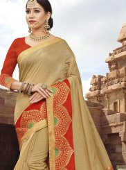 Cotton Silk Designer Traditional Saree