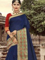 Cotton Silk Traditional Designer Saree