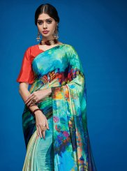 Crepe Silk Casual Casual Saree