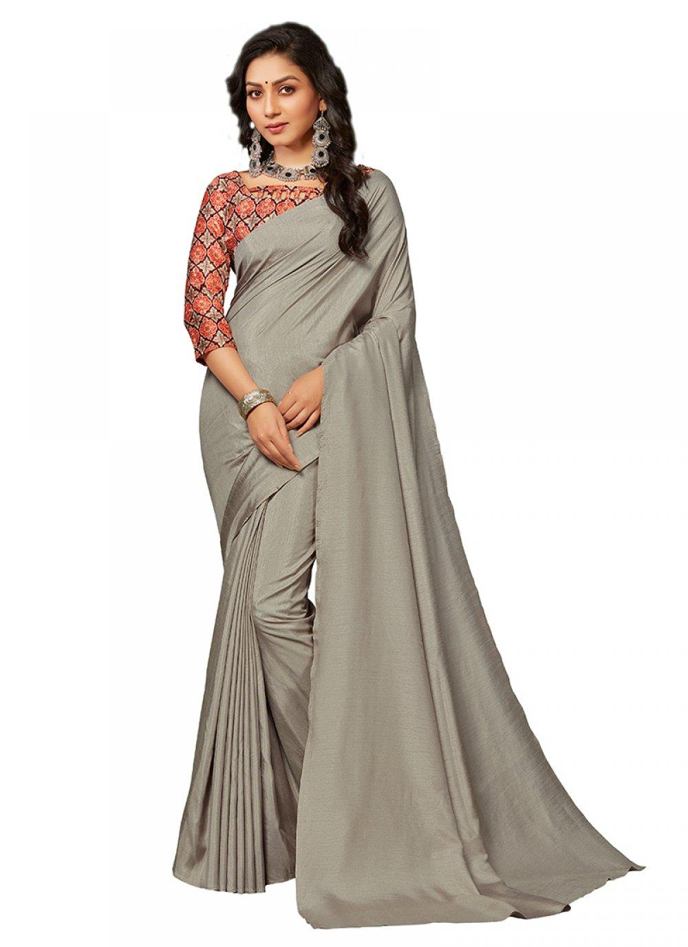 Crepe Silk Casual Traditional Saree