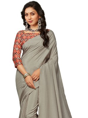 Crepe Silk Casual Traditional Saree