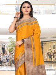 Crepe Silk Trendy Saree