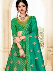 Designer Lehenga Choli For Festival