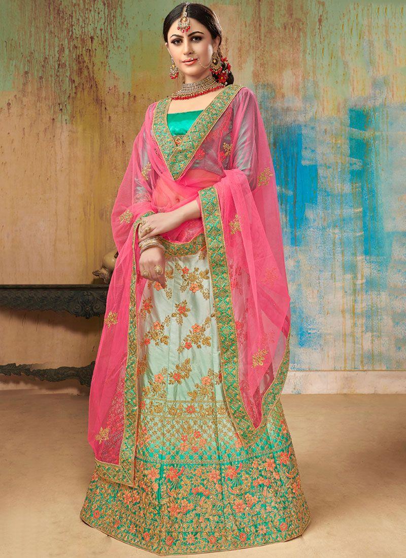 a7e374d0e Buy Online Designer Lehenga Choli For Mehndi   99937 -