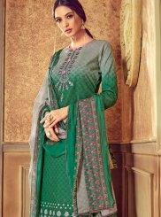 Designer Pakistani Suit For Festival