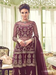 Designer Palazzo Salwar Suit For Wedding