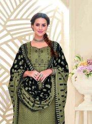 Designer Patiala Salwar Kameez For Sangeet