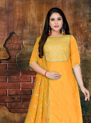 Designer Salwar Kameez For Casual