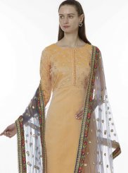 Designer Salwar Suit For Ceremonial