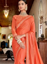 Designer Saree For Ceremonial