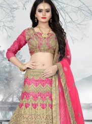 Diamond Net Designer Lehenga Choli