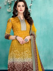 Digital Print Casual Designer Salwar Suit