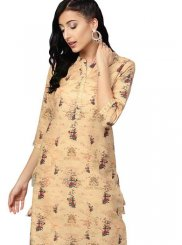 Digital Print Muslin Readymade Designer Suit