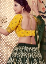 Dori Work Trendy Lehenga Choli