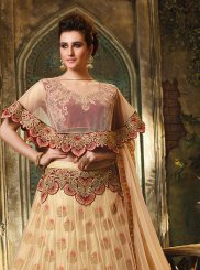 Embroidered Art Silk Designer Lehenga Choli