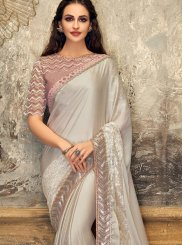 Embroidered Bridal Designer Saree