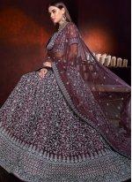 Embroidered Bridal Lehenga Choli
