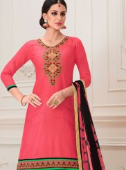 Embroidered Casual Designer Patiala Suit