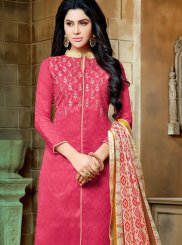 Embroidered Casual Salwar Suit