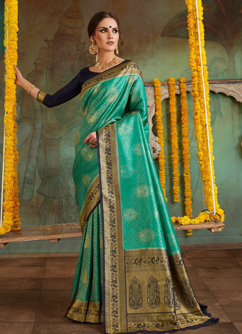 Embroidered Ceremonial Classic Designer Saree